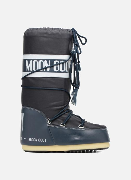Sport shoes Moon Boot Moon Boot Nylon Blue back view