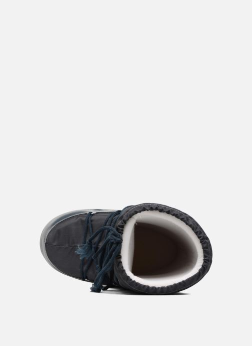 Sport shoes Moon Boot Moon Boot Nylon Blue view from the left