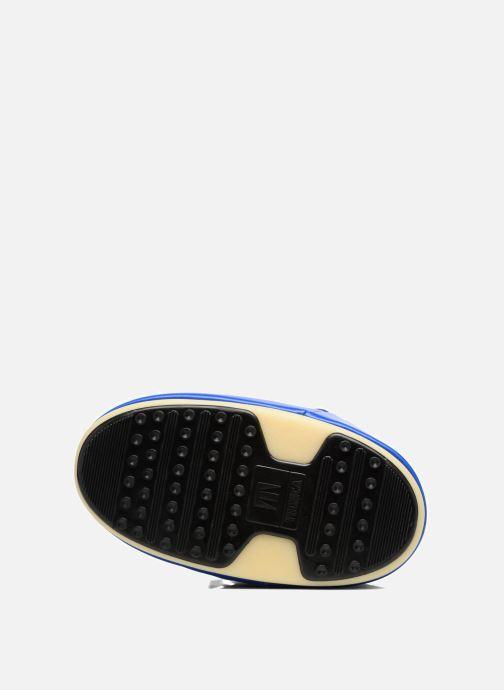 Chaussures de sport Moon Boot Moon Boot Nylon W Bleu vue haut