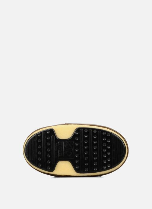 Sportschuhe Moon Boot Moon Boot Nylon braun ansicht von oben