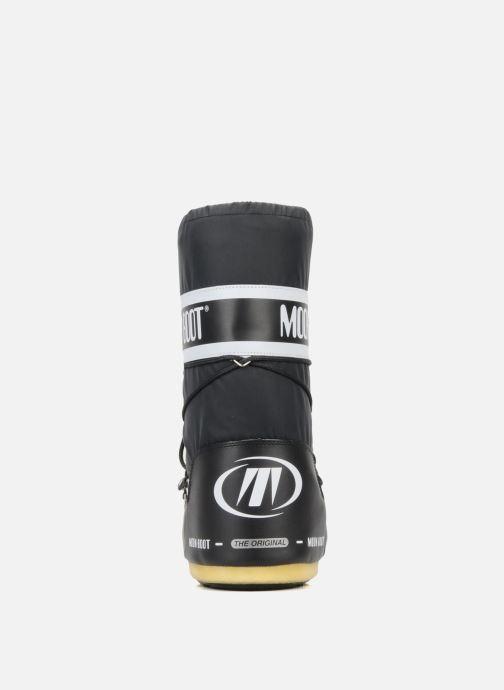 Chaussures de sport Moon Boot Moon Boot Nylon W Noir vue droite