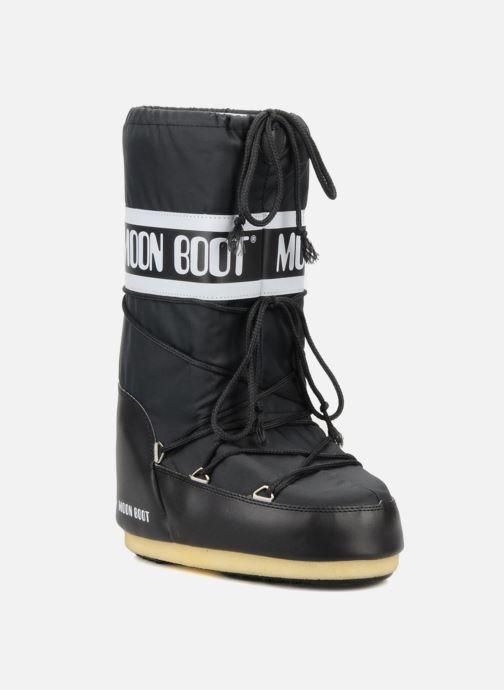 Chaussures de sport Moon Boot Moon Boot Nylon W Noir vue détail/paire