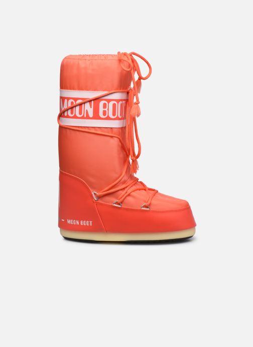 Chaussures de sport Moon Boot Moon Boot Nylon W Orange vue derrière
