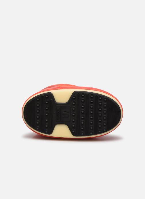 Chaussures de sport Moon Boot Moon Boot Nylon W Orange vue haut