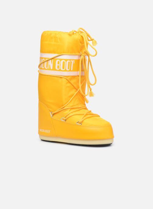 Sportschuhe Damen Moon Boot Nylon