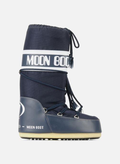 Chaussures de sport Moon Boot Moon Boot Nylon W Bleu vue derrière