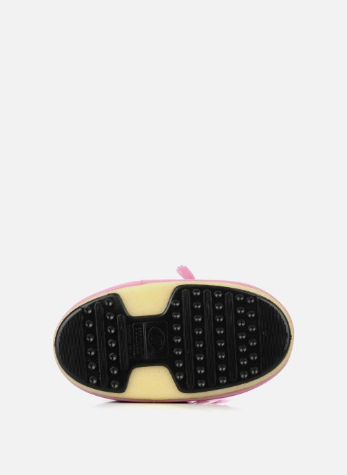 Chaussures de sport Moon Boot Moon Boot Nylon W Rose vue haut