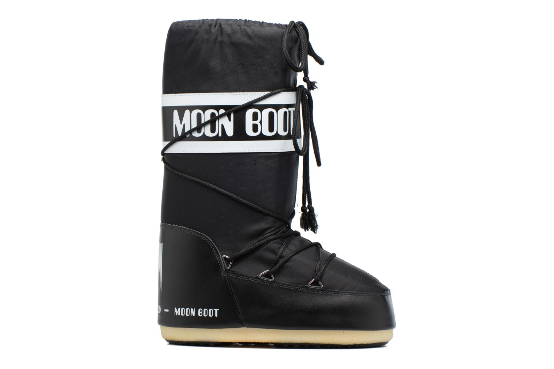 Sportskor Moon Boot Moon Boot Nylon Svart bild från baksidan