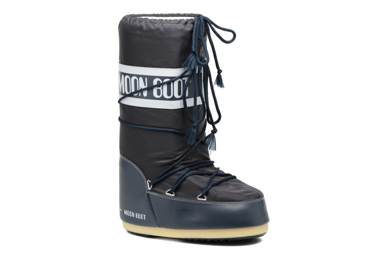 Moon Boot Moon Boot Nylon W (Bleu) - Chaussures de sport en Más cómodo Spécial temps limité