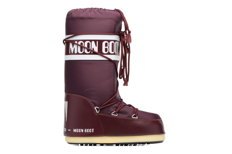 Chaussures de sport Moon Boot Moon Boot Nylon W Bordeaux vue derrière