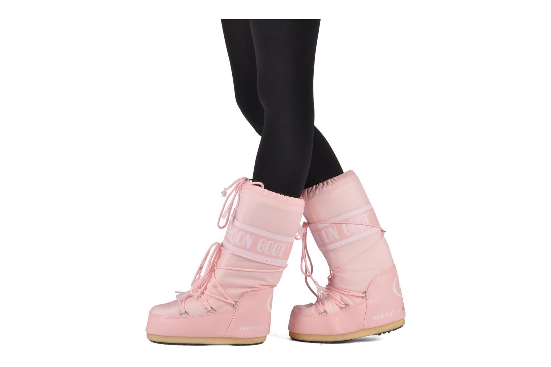 Moon Boot Moon Boot Nylon (Rojo) - Zapatillas de cómodo deporte en Más cómodo de Gran descuento 3db2f5