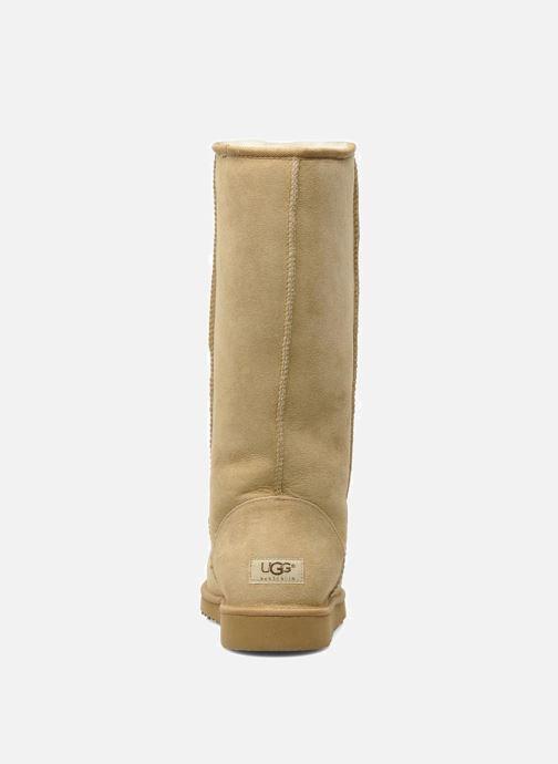 Boots en enkellaarsjes UGG Classic Tall Beige rechts