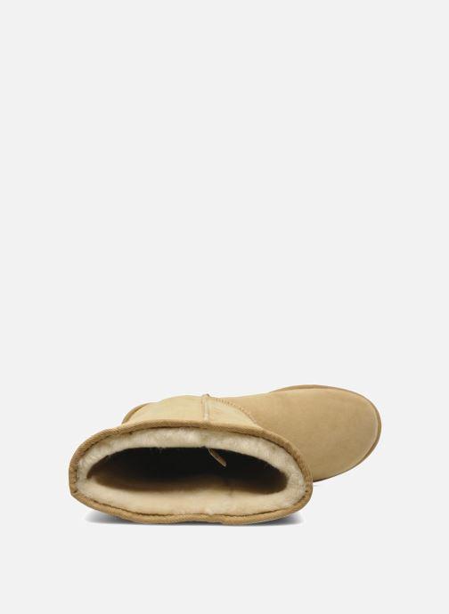 Boots en enkellaarsjes UGG Classic Tall Beige links