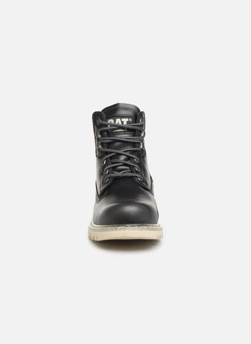 Bottines et boots Caterpillar Colorado Noir vue portées chaussures
