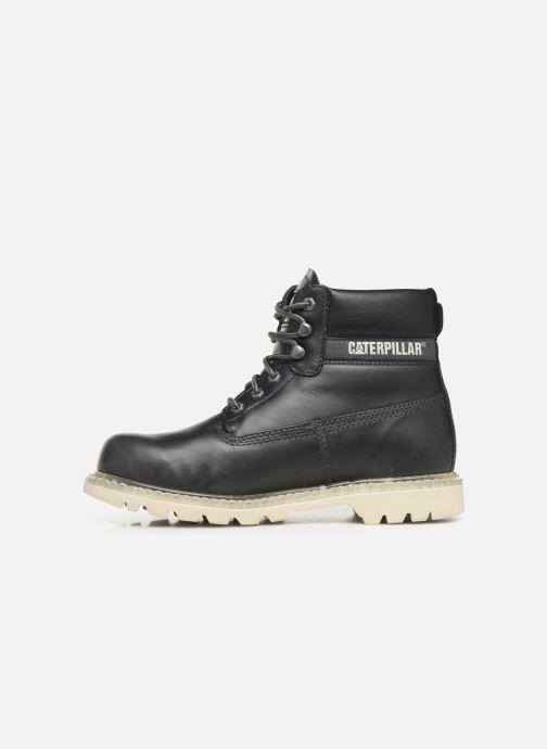Stiefeletten & Boots Caterpillar Colorado schwarz ansicht von vorne
