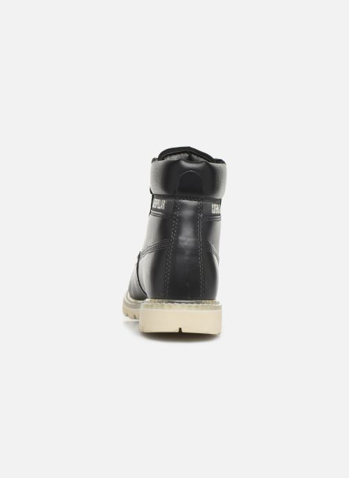 Ankle boots Caterpillar Colorado Black view from the right