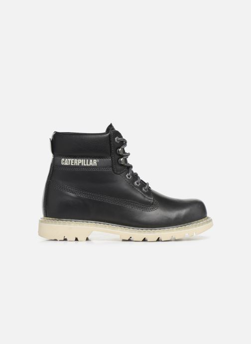 Ankle boots Caterpillar Colorado Black back view