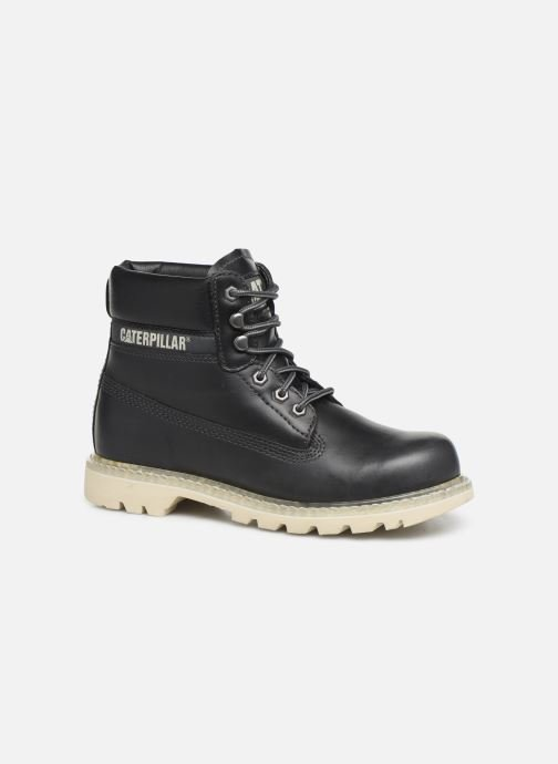 Ankle boots Caterpillar Colorado Black detailed view/ Pair view