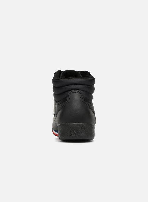 Sneakers Reebok Freestyle Hi Zwart rechts