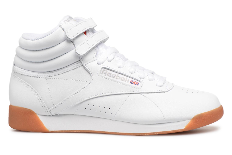 Reebok Freestyle Hi (Blanco) Más - Deportivas en Más (Blanco) cómodo Zapatos casuales salvajes 691236