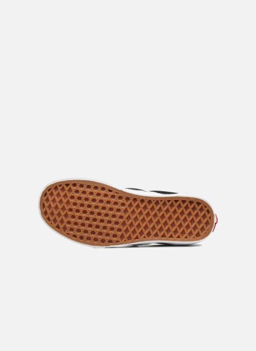 Sneaker Vans Classic Slip On W schwarz ansicht von oben
