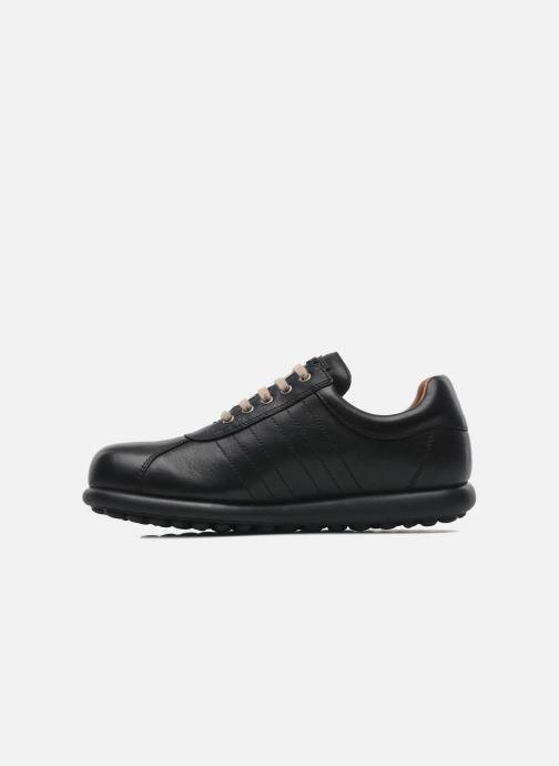 Sneakers Camper Pelotas Ariel 16002 Nero immagine frontale