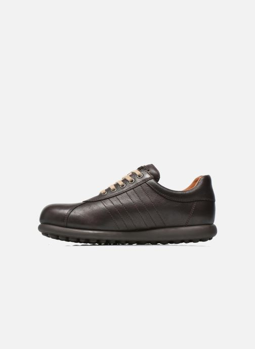 Sneakers Camper Pelotas Ariel 16002 Marrone immagine frontale