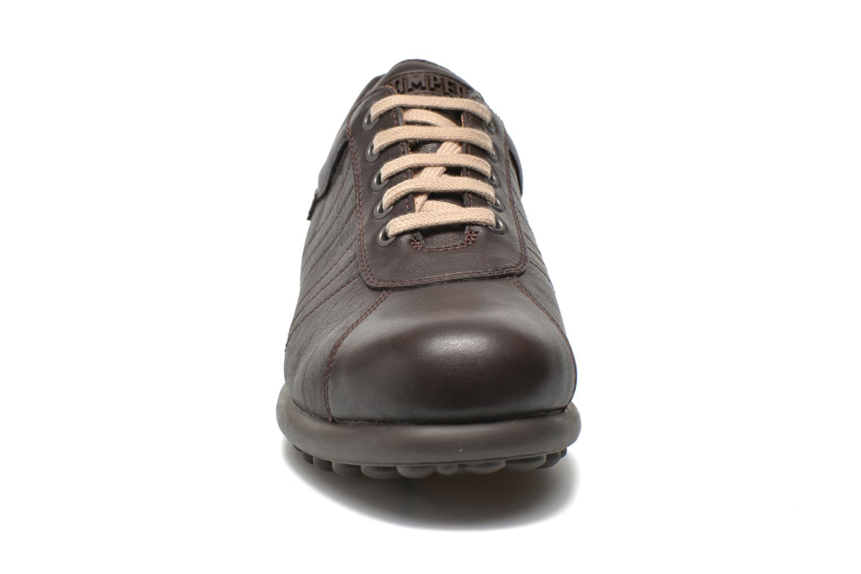Sneaker Camper Pelotas Ariel 16002 braun schuhe getragen