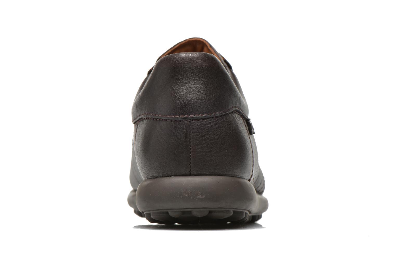 Sneaker Camper Pelotas Ariel 16002 braun ansicht von rechts