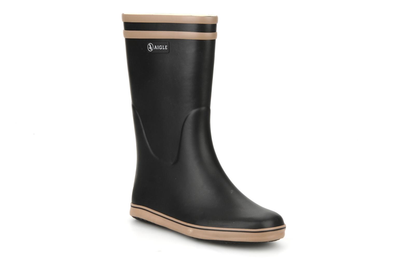 Bottines Et Boots Aigle 72712 Chez Sarenza noir Malouine Fa7wnqZR