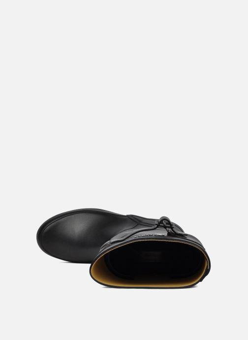 Stiefel Aigle Chantebelle schwarz ansicht von links