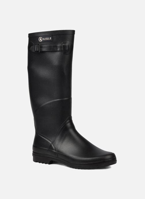 20dc618f9507f Stiefel Aigle Chantebelle schwarz detaillierte ansicht/modell