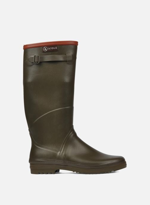 Boots & wellies Aigle Chantebelle Green back view