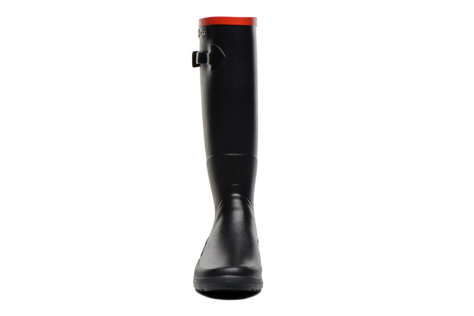 Boots & wellies Aigle Chantebelle Blue model view