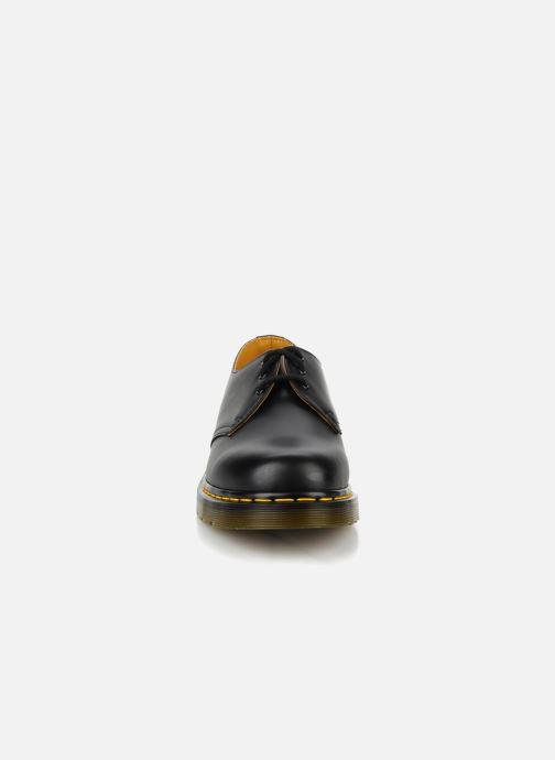 Schnürschuhe Dr. Martens 1461 59 schwarz schuhe getragen