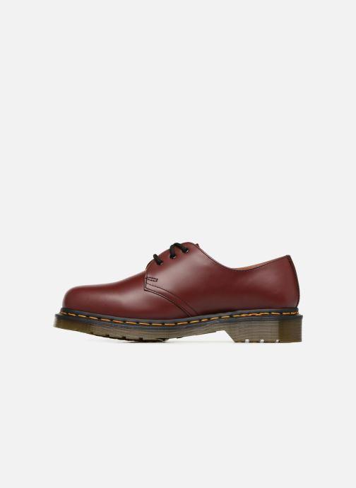 Chaussures à lacets Dr. Martens 1461 Bordeaux vue face