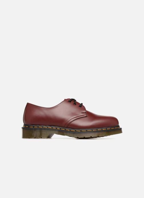 Chaussures à lacets Dr. Martens 1461 Bordeaux vue derrière