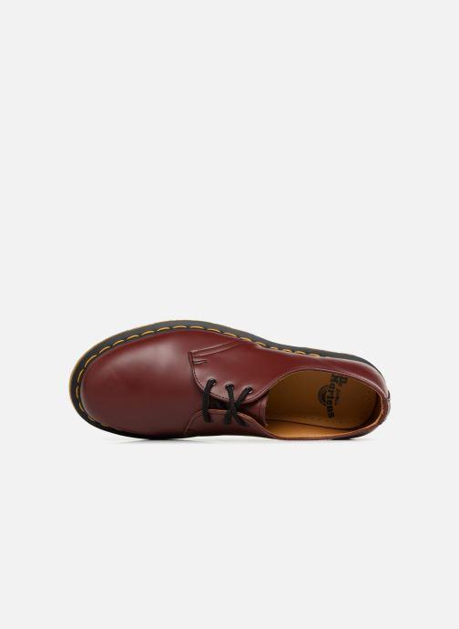 Chaussures à lacets Dr. Martens 1461 Bordeaux vue gauche