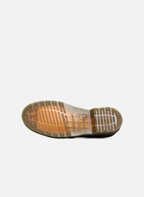 Chaussures à lacets Dr. Martens 1461 Bordeaux vue haut