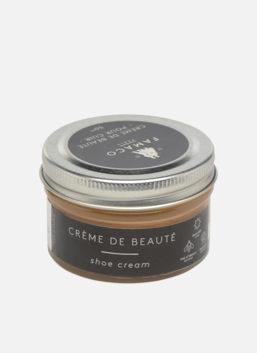 Productos de limpieza Famaco Crema de embellecimiento del cuero Beige vista del modelo