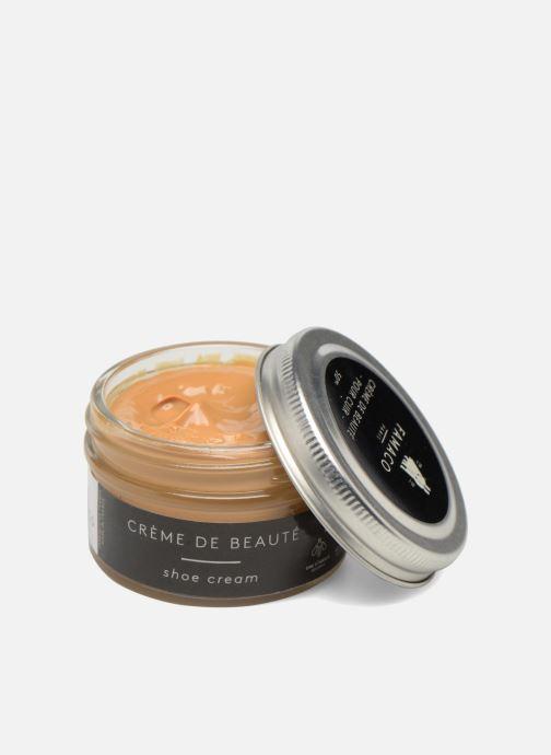 Productos de limpieza Famaco Crema de embellecimiento del cuero Beige vista de detalle / par