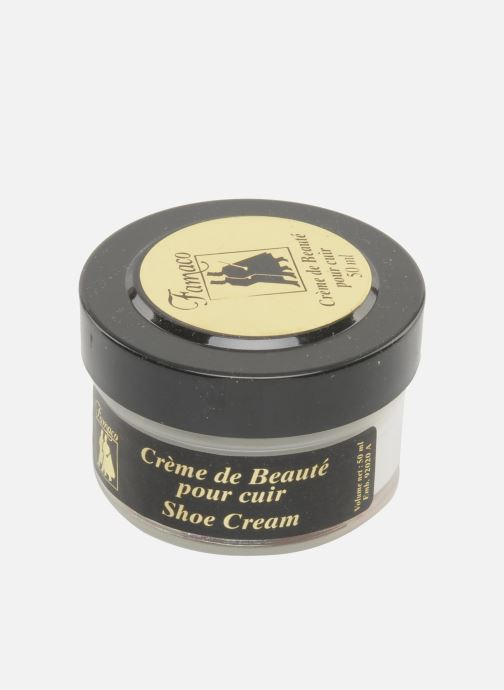 Care products Famaco Leather cream 50ml White view from above