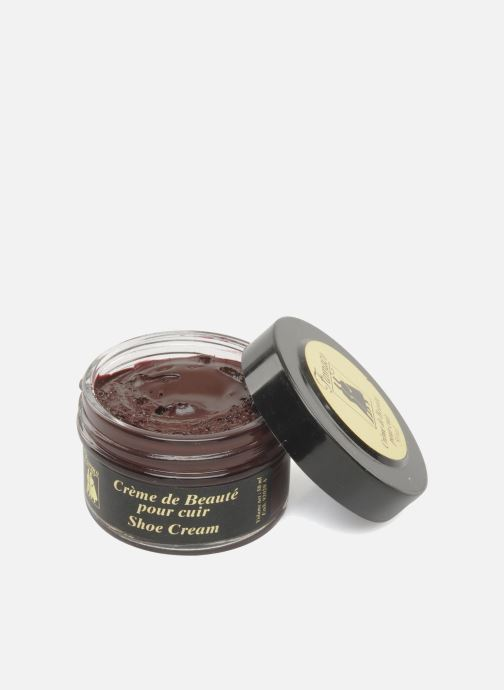Care products Famaco Leather cream 50ml Burgundy detailed view/ Pair view