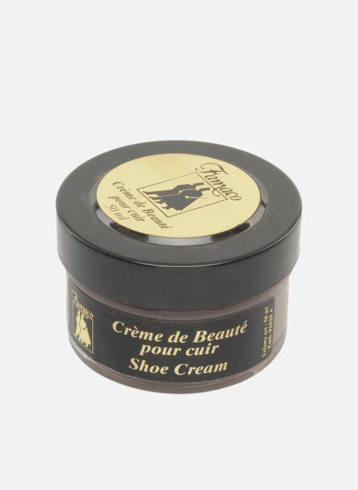 Productos de limpieza Famaco Crema de embellecimiento del cuero Marrón vista de arriba