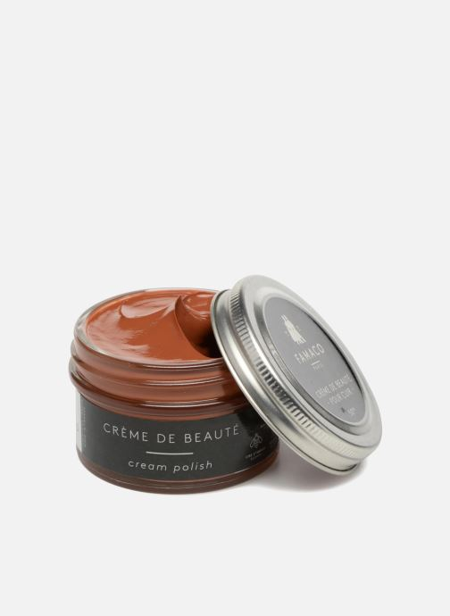 Onderhoudsproducten Famaco Leer verzorgingscrème 50 ml Bruin detail