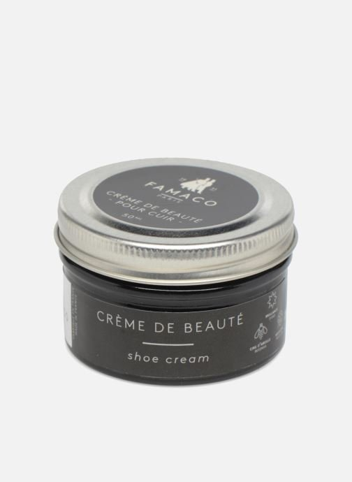 Care products Famaco Leather cream 50ml Black model view