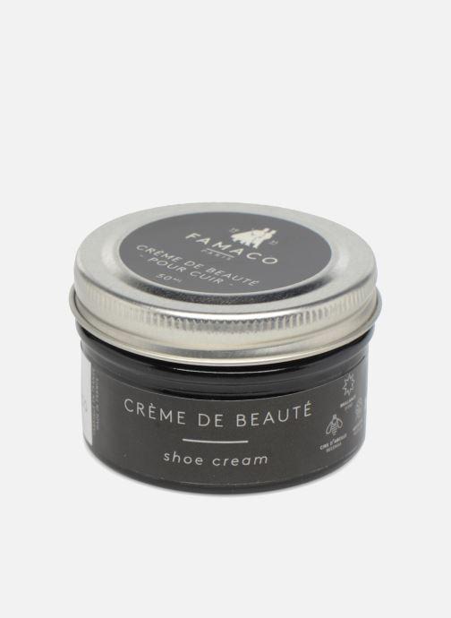 Produits d'entretien Famaco Cirage crème de beauté cuir 50 Ml Noir vue portées chaussures