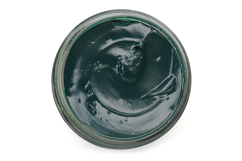 Produits d'entretien Famaco Cirage crème de beauté cuir 50 Ml Vert vue gauche