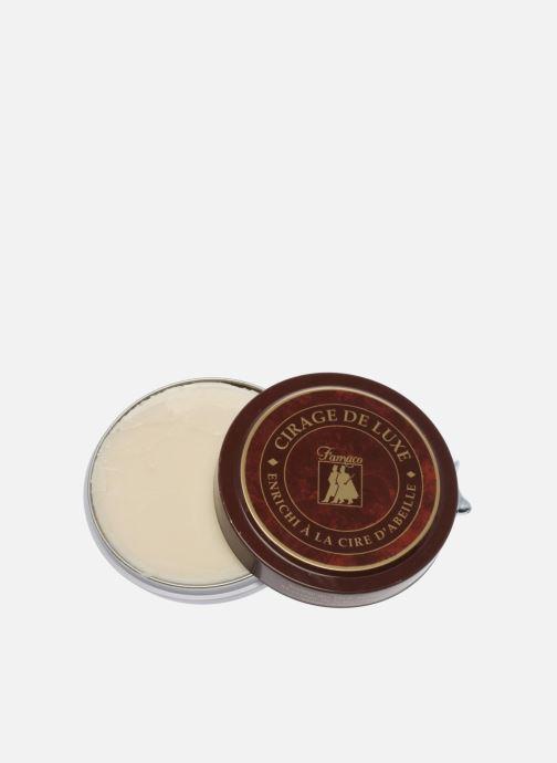 Productos de limpieza Famaco Cera de lujo (Limpia,nutre y da color) Incoloro vista de detalle / par
