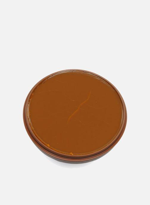 Productos de limpieza Famaco Cera de lujo (Limpia,nutre y da color) Marrón vista lateral izquierda